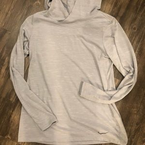 Nike Lightweight Hooded Pullover